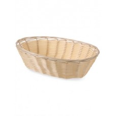 Ovalo formos krepšelis