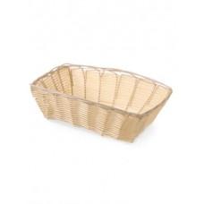 Stačiakampio formos krepšelis