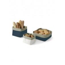 Kvadrato formos maišelis duonai 150 mm