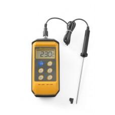 Skaitmeninis termometras su zondu, atsparus smūgiams