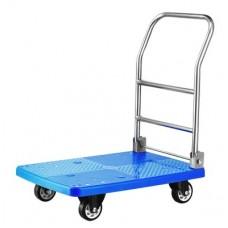 Platforminis vežimėlis su sulankstoma rankena
